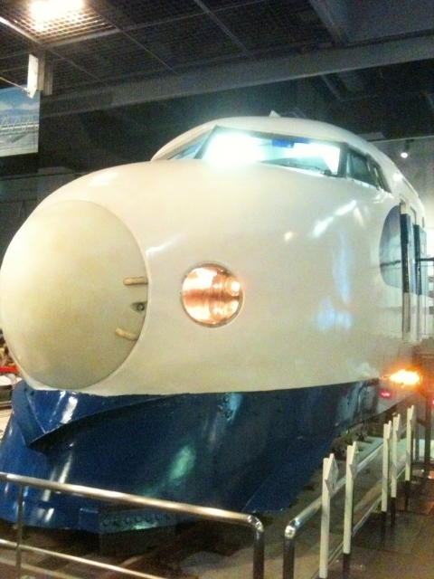 0 series Shinkansen train