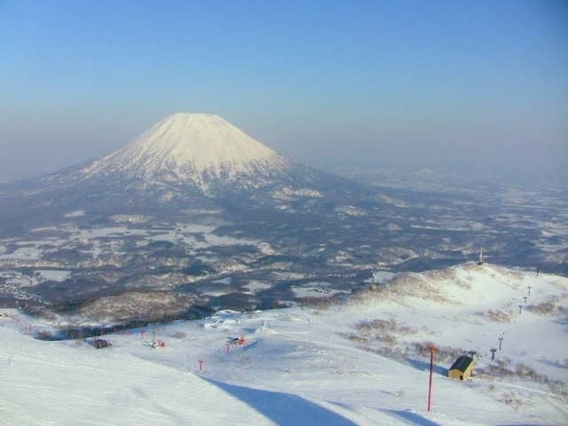 Niseko and Mount Yōtei