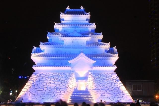 Sapporo Snow Festival - Ōdōri Site