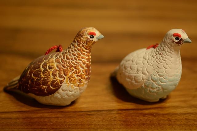 Raichō-shaped bells