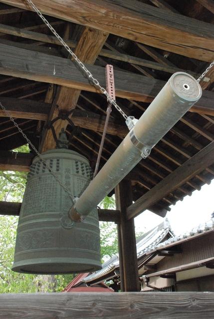 Bell of Shimōsa-kokubun-ji Temple