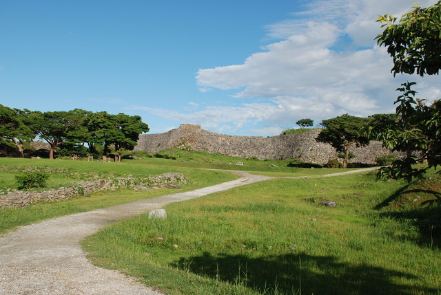 Nakijin Castle Site