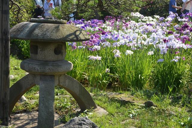 Horikiri Shōbu-en