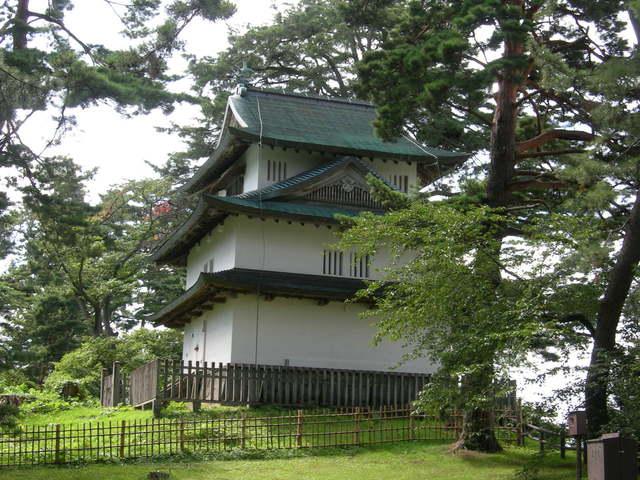 Hitsuji-saru Yagura of Hirosaki Castle