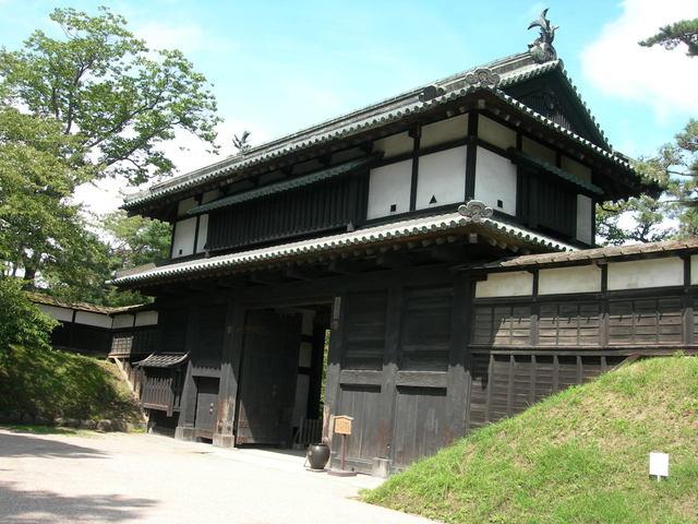 Ōte Gate of Hirosaki Castle