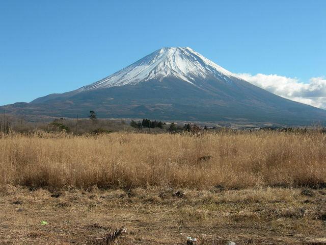 Mt. Fuji from Asagiri Highland