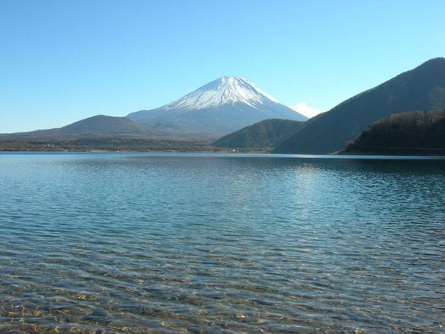 Lake Motosu-ko