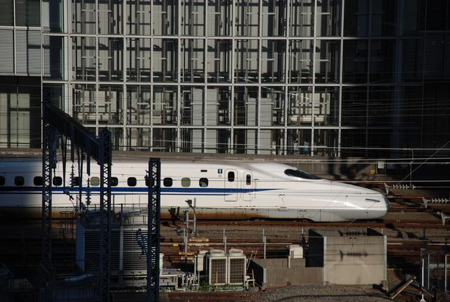 N700 series Tōkaidō Shinkansen train