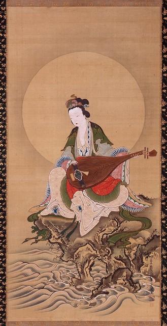 Haritsu Ogawa - Benzaiten-zu