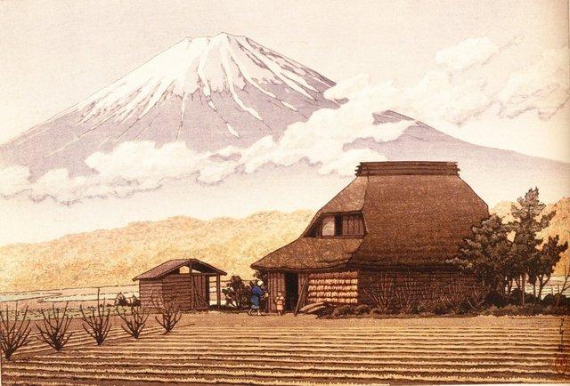 Narusawa no Fuji