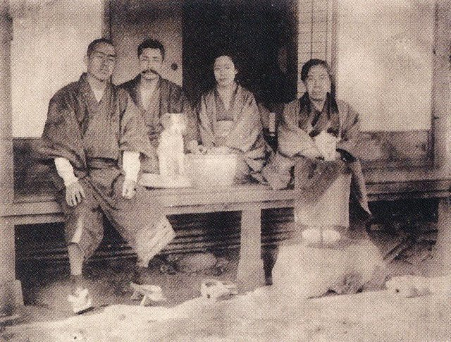 Sōseki and Kyōko.jpg