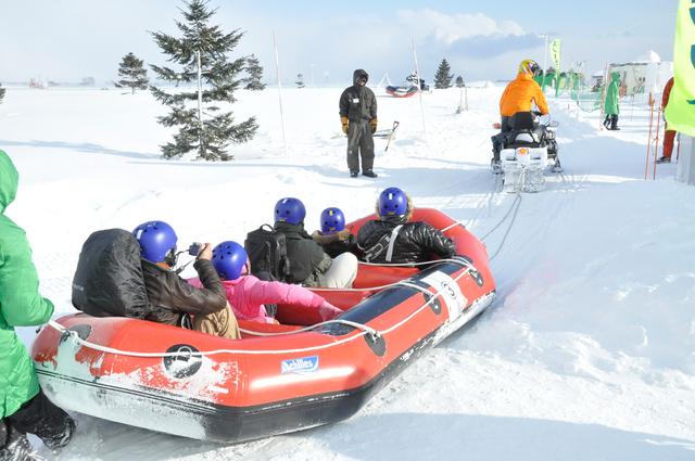 Sapporo Snow Festival - Tsudome Site